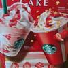 【スタバ 限定メニュー】三十路の中二病がクリスマス ストロベリー ケーキ フラペチーノを注文してみた