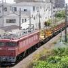 ロングレール輸送列車が行く - 新金線 -