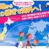 ANA、JALの海外ツアーなら国内乗り継ぎ便は無料