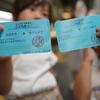 【こどもきっぷ】JR神戸駅、大阪駅で以前とは違うデザインの切符をもらった