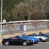 ユーノスロードスター正月オープンドライブ!Part 2