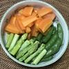 ゆで野菜のすすめ