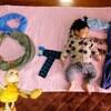 生後8ヶ月の赤ちゃんの身長、体重、生活リズムは?離乳食は?