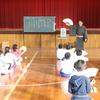日本文化体験「日本舞踊」<5年>