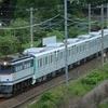 5/19 東京メトロ13000系(日比谷線用)甲種