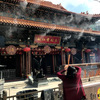黄大仙☆香港有名寺院で運試しのおみくじを!