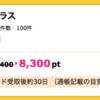 【ハピタス】セブンカード・プラス 新規発行で8,300pt(8,300円)! さらに最大3,500nanacoポイントプレゼントキャンペーンも!