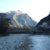 今日の一枚(35) 梓川と河童橋