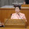 25日、宮川議員が代表質問。福島第二廃炉知事は経産大臣に求めたと言うも国の立場は語らず。