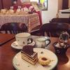 【ときめく】ヒロクランツさんのピアノ型ケーキとウィーン風珈琲。