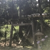 7月の椿大神社と小岸大神社への旅