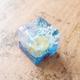 【UVレジン作り方】水中花の箱庭レジンの作り方