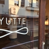 YUTTEのショールーム、松江でオープン!