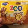 輸入菓子:キタノ商事:ピーナッツラウンドクッキー/チョコレートピーナッツクッキー/ズーベアー&ビー
