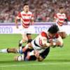 ★ラグビーW杯:日本がベスト8進出の快挙!