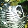 #バイク屋の日常 #ヤマハ #TW200 #タペット調整 #エンジンオーバーホール