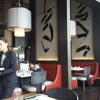 どたばた香港⑦-グランドハイアット香港グランドカフェでの昼食