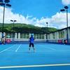 テニス大会、またまた延期