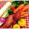我が家は農家!100%無農薬野菜!【食事&体重記録】