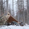 弾丸一色の森キャンプ