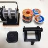 3Dプリンターで「はんだリール台」を作ってみた
