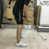 膝の使い方‼