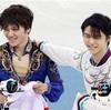 羽生が五輪2連覇、宇野は銀 フィギュア男子