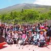 準備OK? いざ、富士山へ。  byあやや