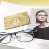 フェイスラインをきれいに魅せる、大人志向のメガネ「OTO(オト)」