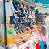 【プサン】光復路から国際市場へ!途中で可愛い靴見つけた!!