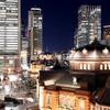 夜の東京駅2 Canon EOS 80Dで撮影〈夜景〉