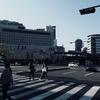 神戸へ - vol.1 - 早朝の三宮〜生田神社