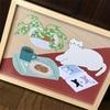 グループ展【ほっこりアート「Café AAA」~私の贅沢タイム~】に参加します!
