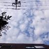 作曲工房 朝の天気 2018-10-03(水)ぎりぎり晴れ