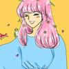 大天使アリエルを描きました~☆