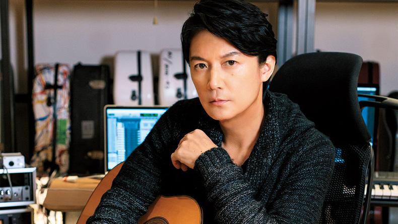 福山雅治 インタビュー【前編】〜最新作『AKIRA』が秘めるサウンドスケープ