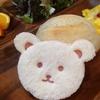 100円SHOPの食パン用抜き型で♡可愛い「くまのかたちのサンドイッチ」とホットケーキミックスでつくる「くまクッキー」