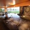 一日楽しめる温泉施設は大衆演芸も楽しめて、琵琶湖を見ながら入れるお風呂。あがりゃんせ