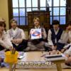 BTS 年賀状作成リレー