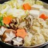 白だしで作るぷるぷるふわふわ鶏団子(鶏つくね)鍋のレシピ