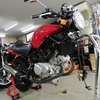 VTR250 (FフォークOH)