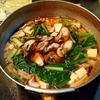 幸運な病のレシピ( 2555 )夜:マユのご飯、もやし炒め、甘酢炒め、牡蠣鍋