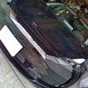 テスラモデル3(スタンダードレンジプラス)カバー付き純正ホイールの縁石キズ、外さず当日修理の佐藤企画(川越市)
