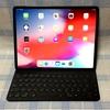 「iPad Pro 2018 開封の儀」と「長〜いお付き合い」