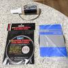 Bianchi Infinito CV Disk:シフトケーブルをシマノからニッセンSP31に交換