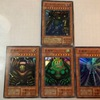 大掃除をしていたら、約20年前の遊戯王カードが大量に!!レアカード多数!!~レアカード紹介モンスター編:PART4、グレートモス、ゲートガーディアン、サクリファイス、インセクト女王」~