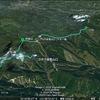 白岩山・小川岳 2010.8.15
