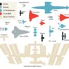 宇宙機の大きさを比較する:Model spaceships