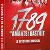 (観劇) 1789 LES AMANTES DE LA BASTILLE