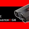【Sound BlasterX G6】CREATIVEからPC・PS4両対応のサラウンドアンプが発売されたので早速使ってみた!
